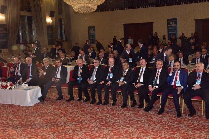 Başkan Yağcı, Yerel Yönetimler Marmara Bölge Toplantısı'na katıldı