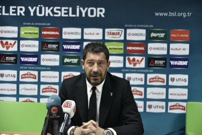 Muratbey Uşak - Beşiktaş Sompo Japan maçının ardından