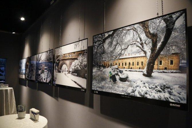 'Bursa'da Kış' ödülleri sahiplerini buldu