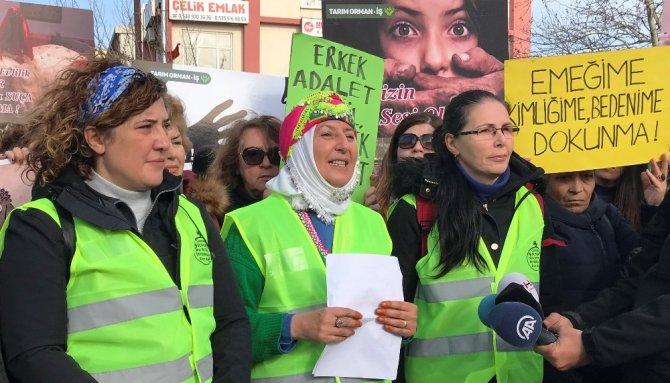 """Anneler, şiddet ve tecavüzlere """"dur"""" demek için Ankara'ya yürüyor"""