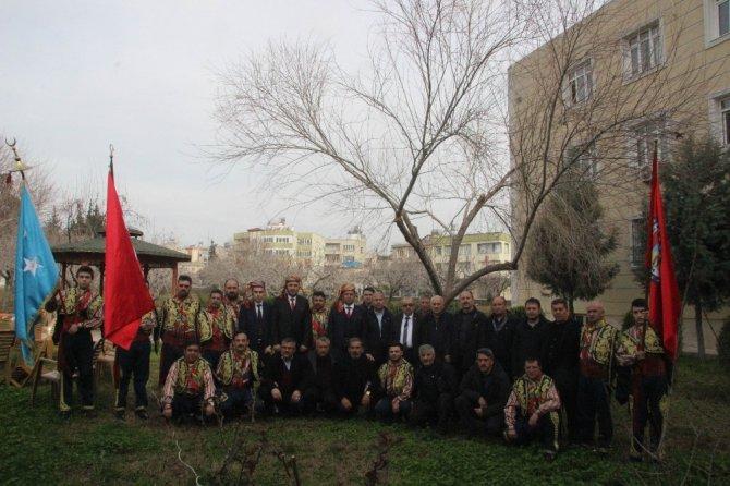 Çankırı'dan Mehmetçiğe destek