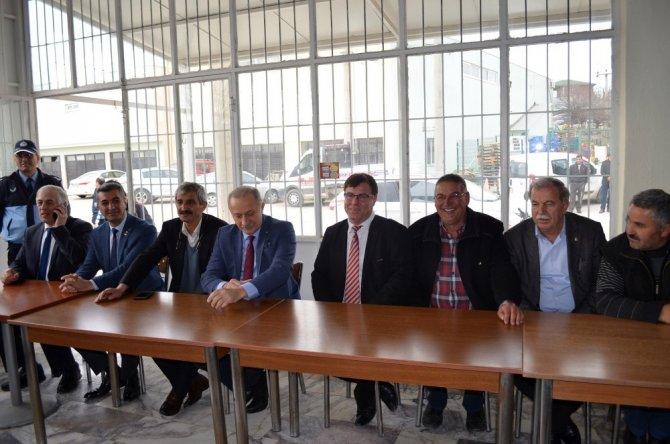 Didim Belediyesi, sanayi esnafının sorunlarını dinledi