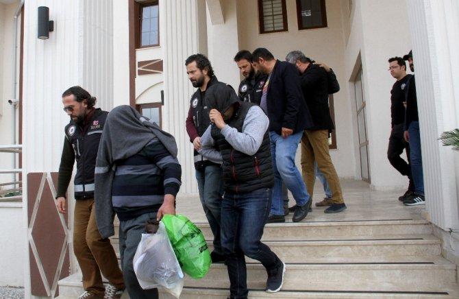 Fethiye'de fuhuş operasyonu; 4 tutuklama