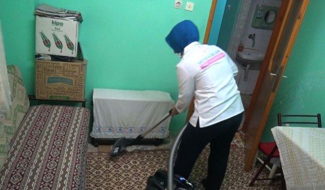 Şehzadeler'de evde bakım hizmetleri başladı