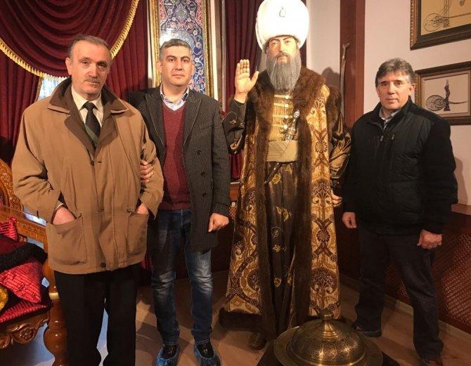 """Kanuni'nin doğduğu kent olan Trabzon'dan """"Salağa"""" tepki"""