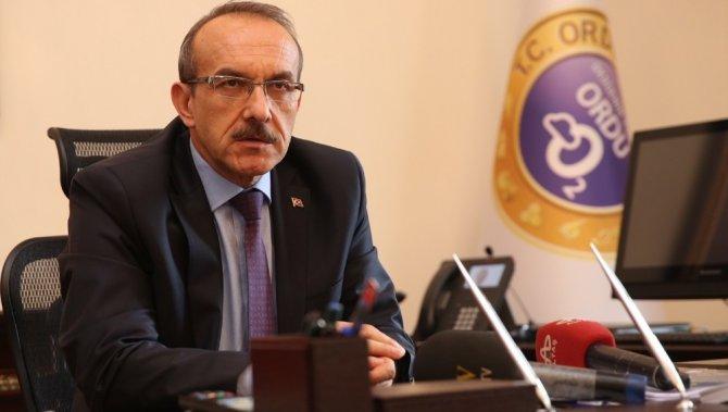 Vali Yavuz'dan 'yaylada kaçak yapılaşma uyarısı'