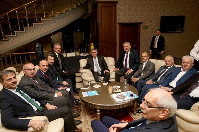 Başkan Toçoğlu Marmara Bölge Toplantısına katıldı