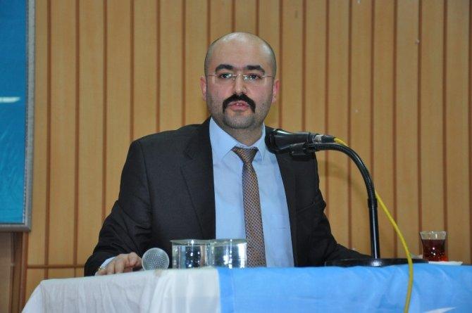Simav'da 'Habibullah ve Türk İnanç Yapısı' konulu konferans