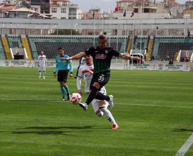 Spor Toto 1. Lig: Denizlispor: 2 - Grandmedical Manisaspor: 2