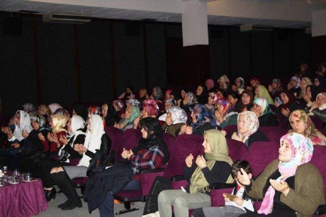 İskenderun'da Afrin Şehitleri için mevlit okutuldu