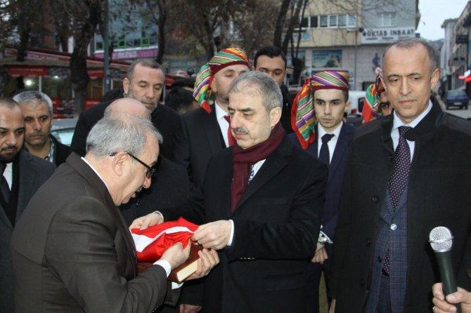 Yaranlar Afrin'e gidiyor