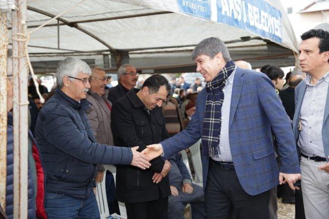 """Başkan Türel: """"Çalkaya sorunu tarih oldu tarih"""""""