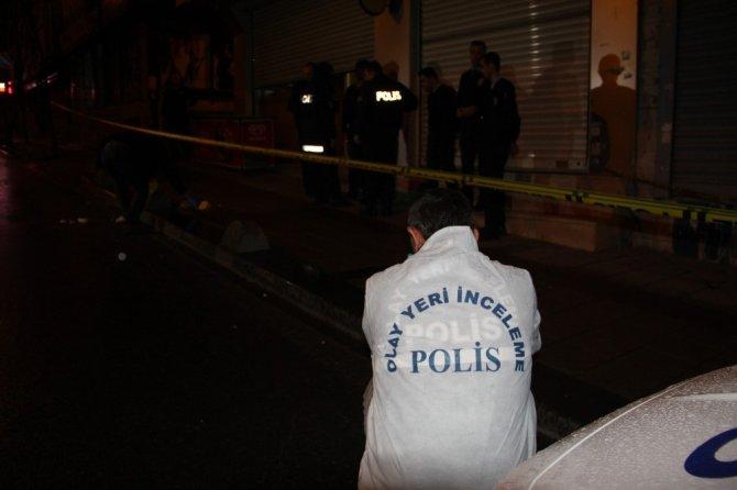 Esenler'de silahlı kavga: 1 ağır yaralı