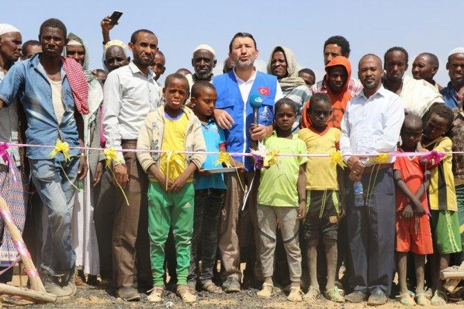 Etiyopya'da misyonerlik faaliyetleri