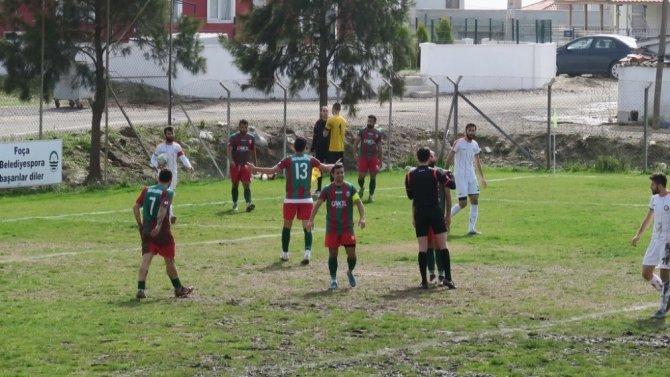 Foça Belediyspor 3 - Kınık Belediyespor 3