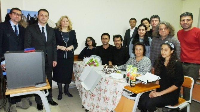 Burhaniye'de Rusça kursuna yoğun ilgi