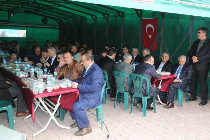 Şehidimiz Mehmet Muratdağı İçin Mevlid Okutuldu