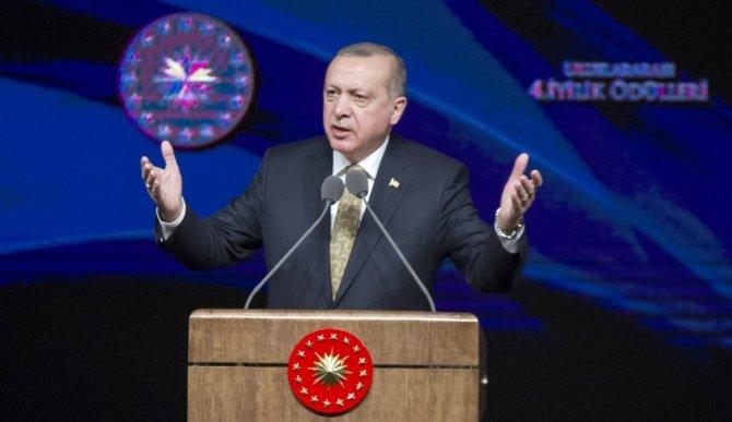 Türkiye Diyanet Vakfı 4. Uluslararası İyilik Ödülleri