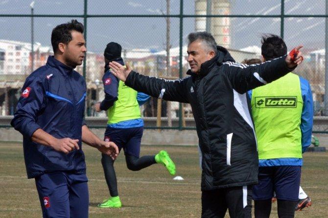 BB. Erzurumspor, Ümraniyespor maçının hazırlıklarını tamamladı