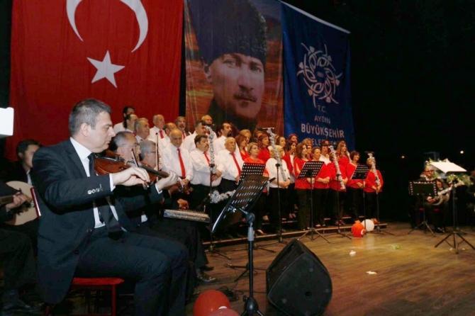 Aydın'da Türk Sanat Müziği konseri