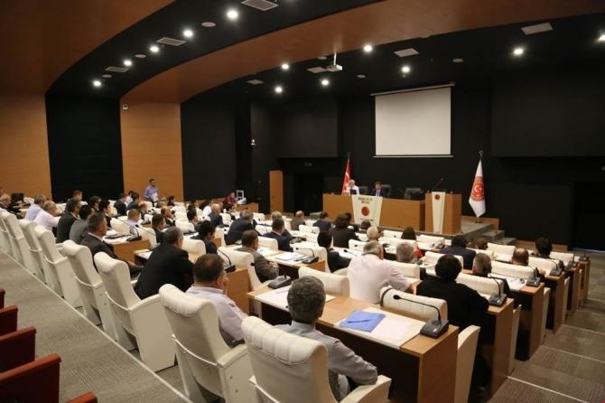 Kurumlar Arası Koordinasyon Toplantısı, Vali Tavlı başkanlığında yapıldı