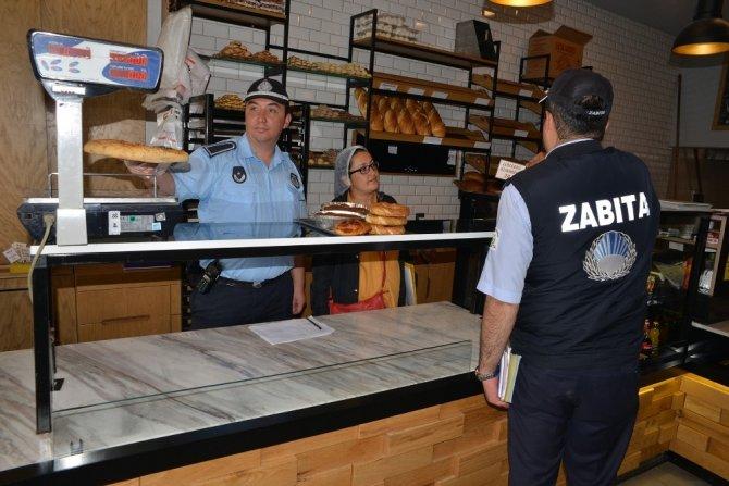 Tepebaşı Belediyesi Zabıta Müdürlüğü ekipleri Ramazan denetimi gerçekleştirdi