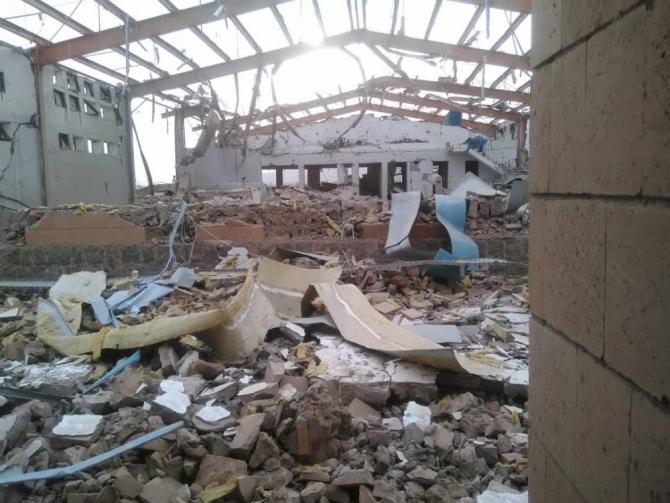 Sınır Tanımayan Doktorlar Yemen'in Abs şehrindeki faaliyetlerini askıya aldı