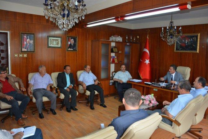 Kabadüz Belediyesi meclis toplantısı gerçekleşşti