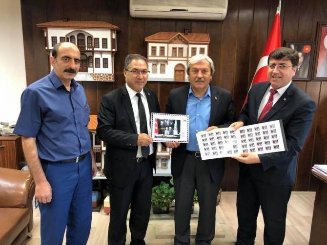 Osmaneli ürünlerine PTT desteği