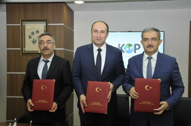 """Selçuk Üniversitesi-KOP iş birliğiyle """"KOP'ta Girişim"""" başlıyor"""