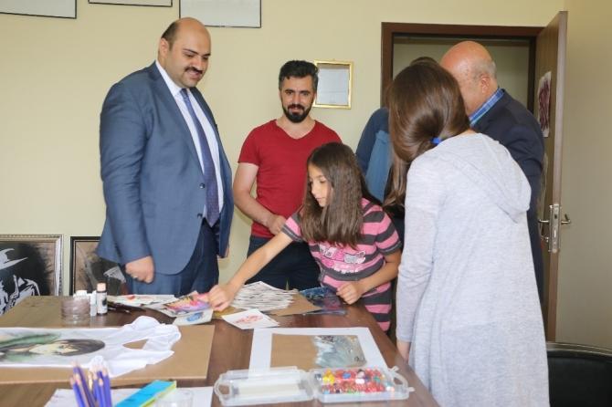 """Başkan Orhan: """"AZMEK'i daha da güçlendireceğiz"""""""