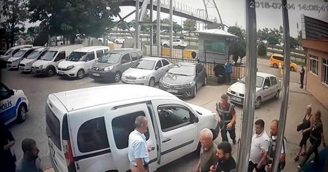Giresun'da fuhuş operasyonu: 5 gözaltı
