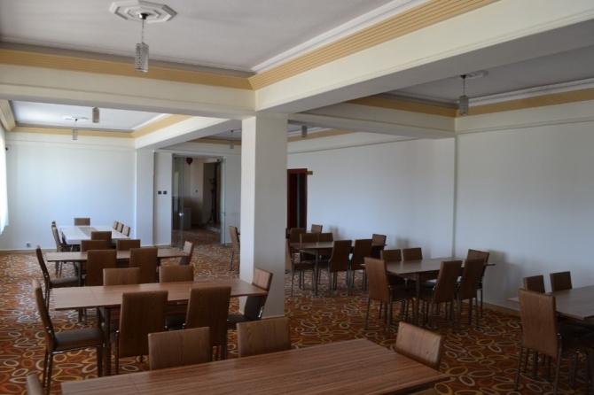 Devletin FETÖ'den hazineye aktardığı Barla Oteli hizmete açıldı