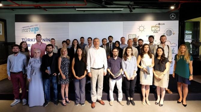 Startup yarışmasının kazananları açıklandı