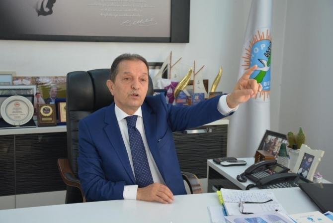"""Başkan Ergül: """"Sinop'ta bu sene turizm zayıf"""""""