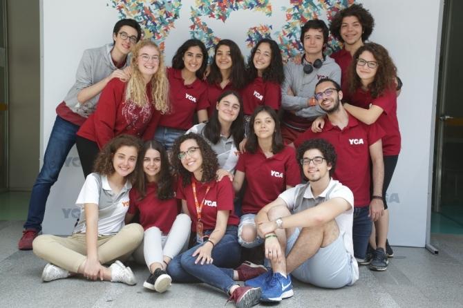 YGA'lı gençler çevre teknolojileri geliştirdi