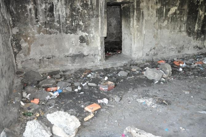 Kars'ta tarihi tabyaların durumu içler acısı