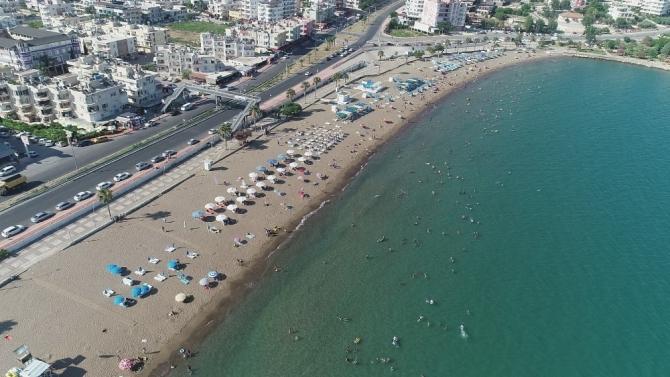 Mersin halk plajları 'mavi bayraklı' oluyor