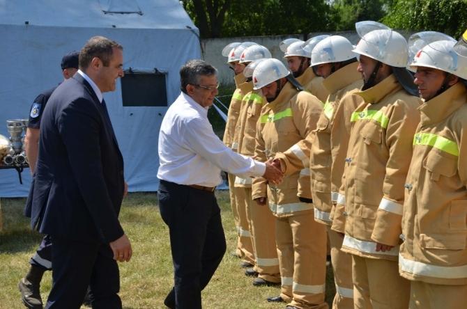 TİKA'dan Gagavuzya Acil Yardım Müdürlüğüne destek