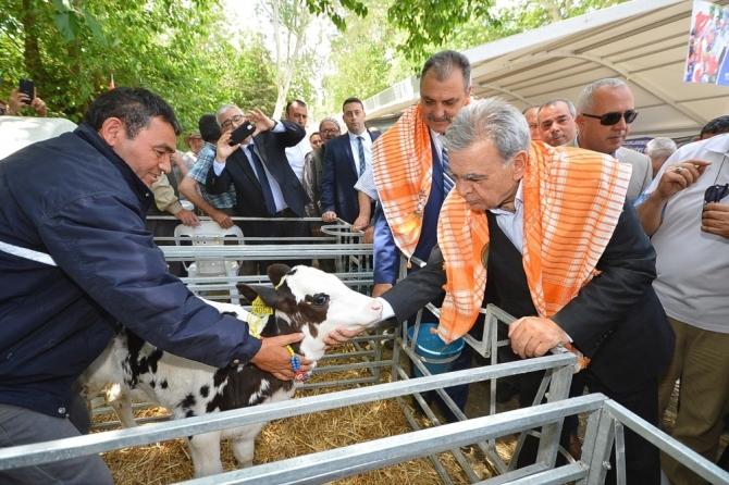 Tarımda yüksek enflasyona İzmir freni