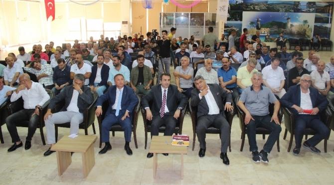 Hatayspor'da olağanüstü kongre yapıldı