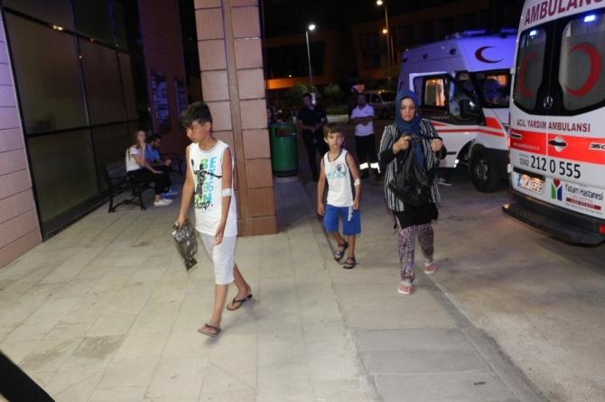 Alanya'da otelde gıda zehirlenmesi iddiası