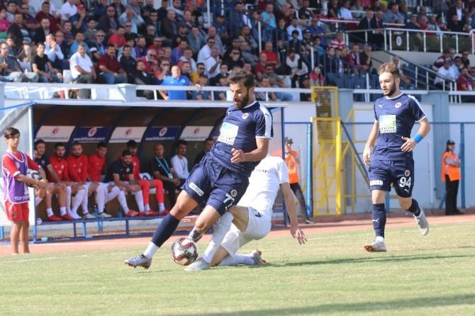 Fethiyespor 0- 0 Zonguldak Kömürspor
