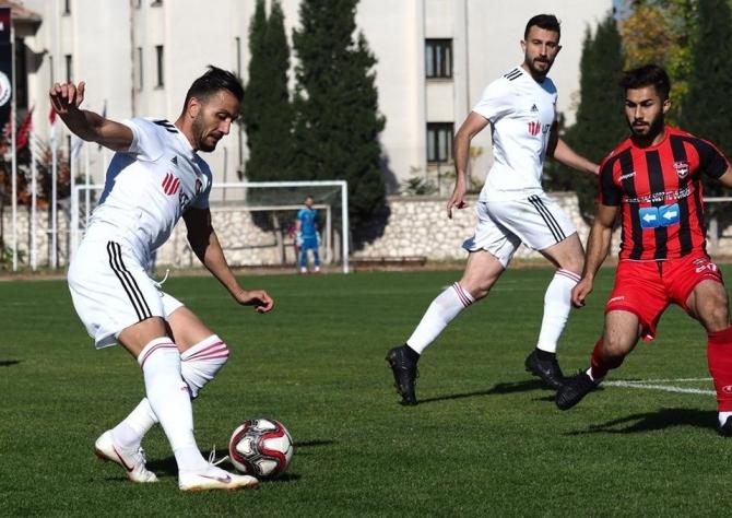 TFF 2. Lig, UTAŞ Uşakspor:3 - Gaziantepspor:0