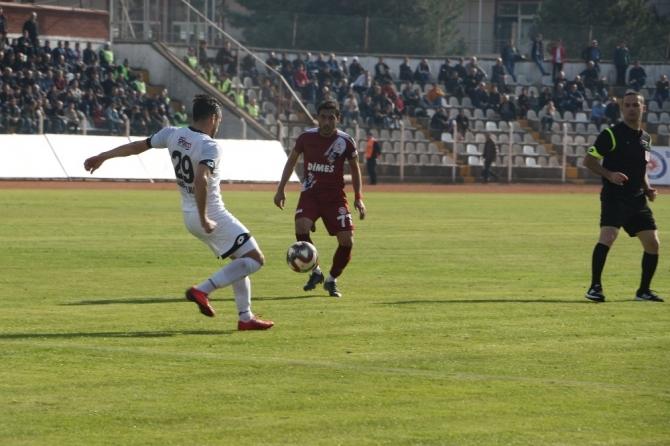 TFF 2.Lig Tokatspor AŞ: 0 - Etimesgut Belediyespor: 3