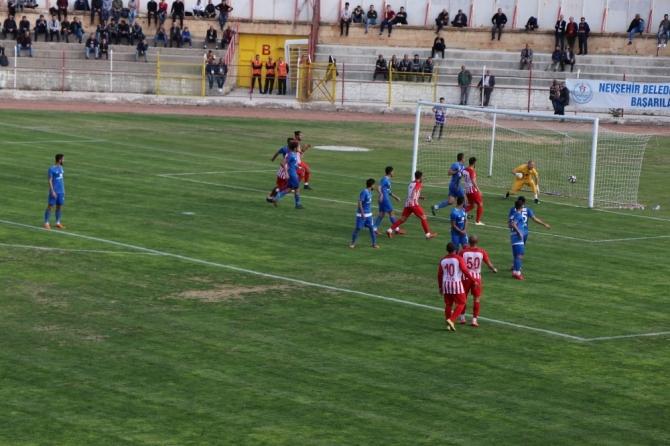 Nevşehir Belediyespor: 3 Silivri Belediyespor:0