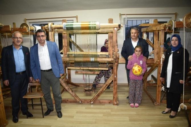 Başkan Çerçi'den Yuntdağı yatırımlarına yerinde inceleme