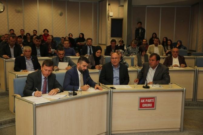 Adapazarı Belediyesi Kasım ayı meclisi toplandı