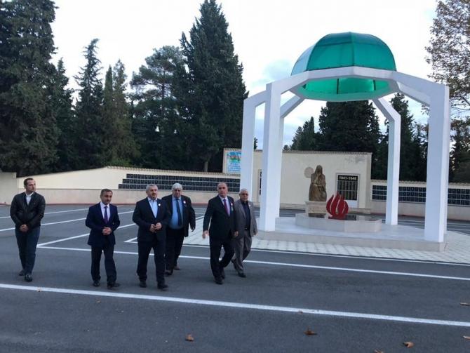 Başkan Baran'dan Azerbaycan çıkarması