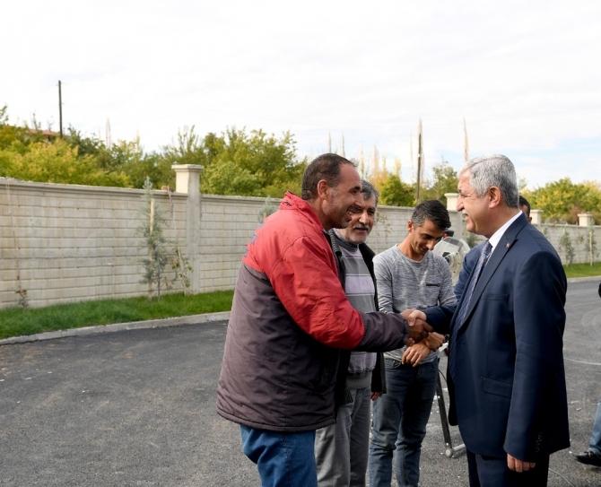 Park Bahçeler Daire Başkanlığı yeni yerinde hizmet verecek